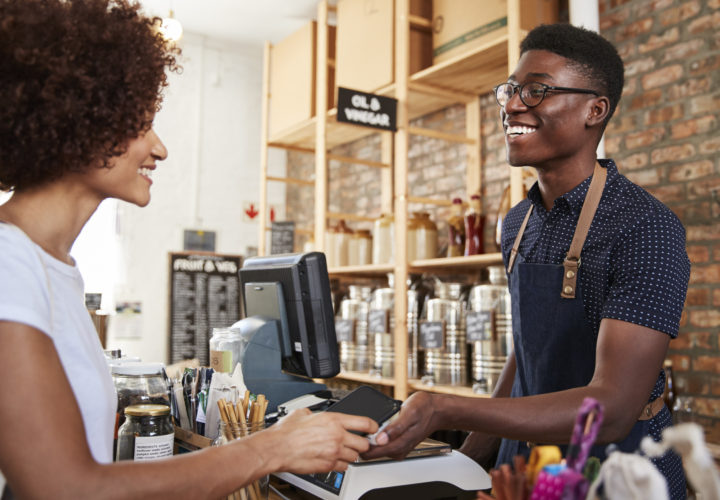 Build loyal customers